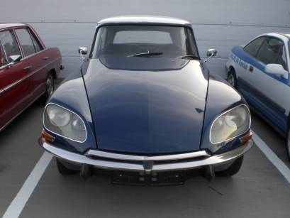 Citroen DS  ID 19