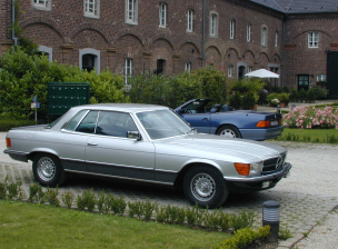 Mercedes 500SLC Coupe (185) (1)
