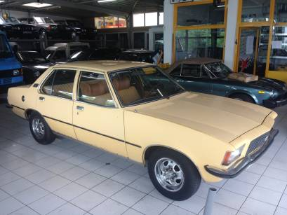 Opel Commodore D