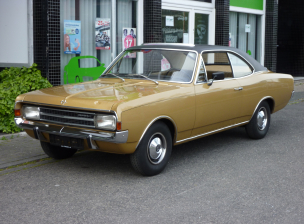 Opel Record Coupe (229) (1)
