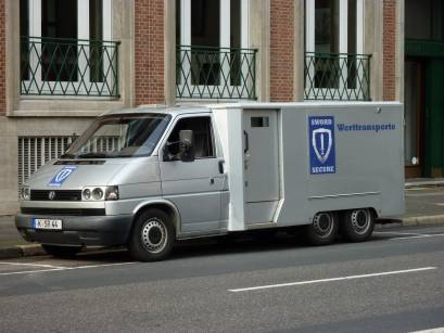 VW T4 Geldtransporter