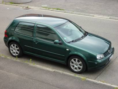 VW Golf IV 4 Motion 2,8